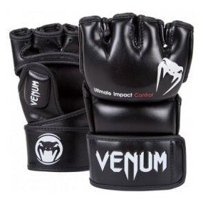 """Venum """"Impact"""" MMA Handschoenen Zwart"""