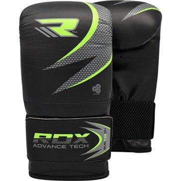 RDX Sports Bokszak Handschoen Zwart/Groen
