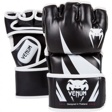 "Venum ""CHALLENGER"" MMA Gloves Black/Zwart 
