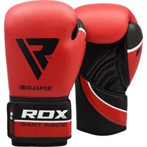 RDX-Sports REX F8 Bokshandschoenen Red/Rood