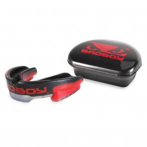 Bad Boy Mouth Guard Rood/Zwart