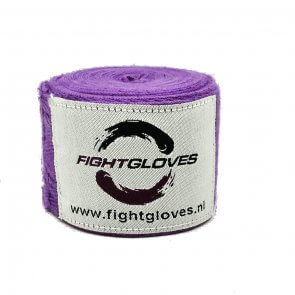 Fightgloves.nl Bandage Paars