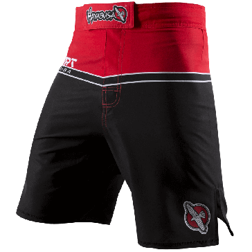 Hayabusa Sport Training MMA Shorts Black/Red