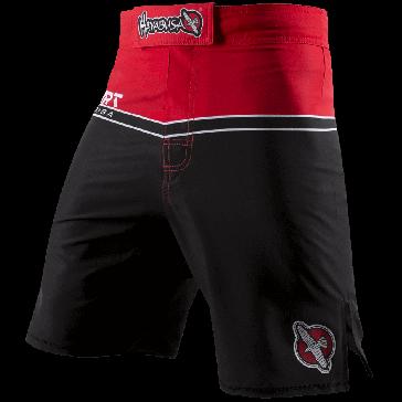 Hayabusa Sport Training MMA Shorts Black/Red