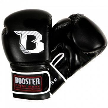Booster sparring bokshandschoenen lederen versie