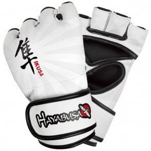 Hayabusa Ikusa MMA Handschoenen Wit