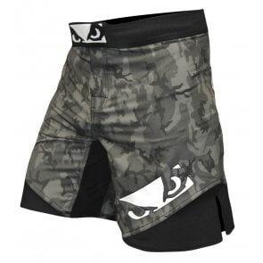 Bad Boy legacy II Camo MMA camouflage shorts
