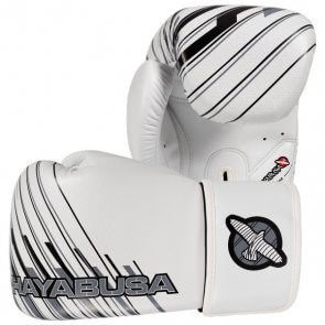 Hayabusa Ikusa Charged 16OZ Bokshandschoenen White/Wit