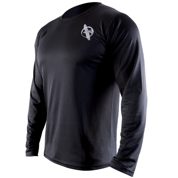 Hayabusa long sleeve shirt black