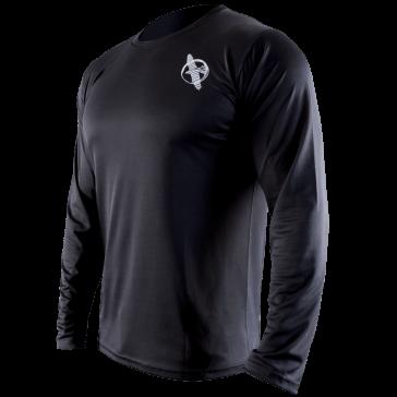 Hayabusa long sleeve shirt black