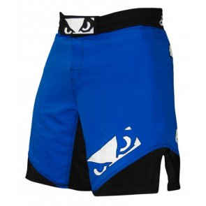 Bad Boy Legacy II Short Blauw/Wit