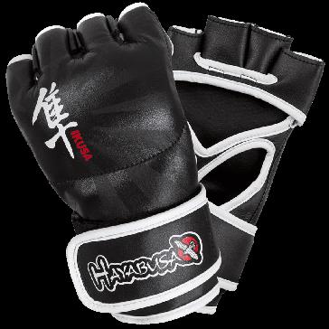 Hayabusa Ikusa MMA Handschoenen zwart
