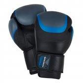 BAD BOY Pro Series 3.0 Lederen Bokshandschoenen Zwart/Blauw