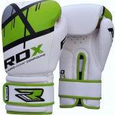 RDX-Sports Bokshandschoenen Quadro-Dome Wit/Groen
