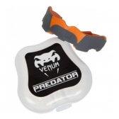 """Venum """"Predator"""" Bitje / Mouthguard Oranje/Grijs"""
