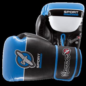 Hayabusa Sport 16oz Training Bokshandschoenen Blue/Blauw