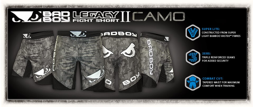Bad Boy Legacy II Camo review