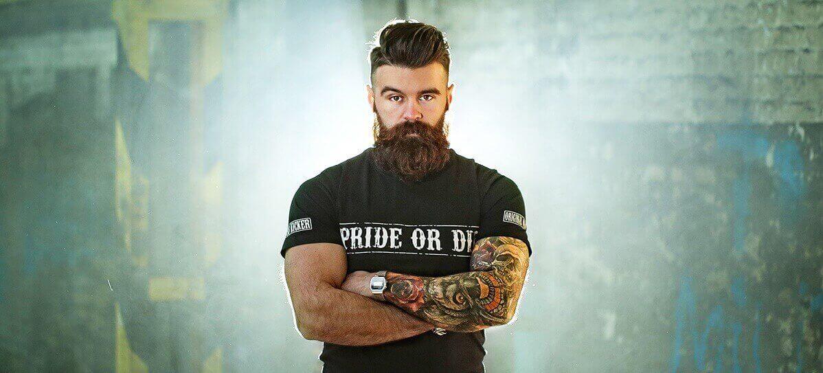 Pride or Die MMA kleding